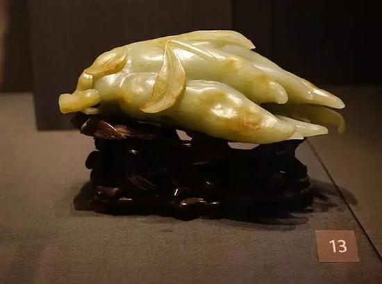 佛手 明末或清初,17-18世纪