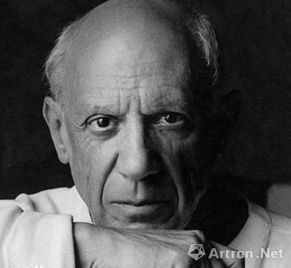 拍卖场的世界明星巴布洛·毕加索(1881-1973年)