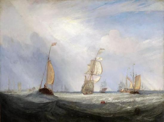 Helvoetsluys,1817