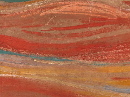 """""""隐藏""""在画中的题字,挪威国家博物馆"""