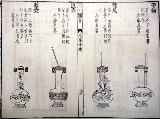 史籍中有关投壶的文案