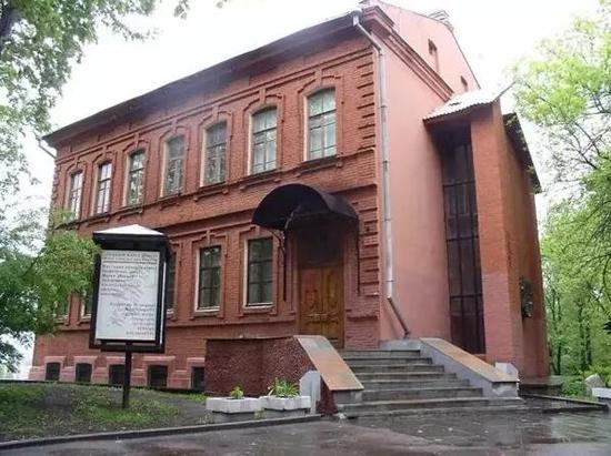 维捷布斯克的夏加尔艺术中心