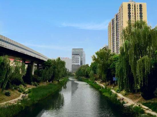 北京南长河