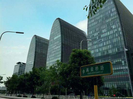 北京高梁桥路