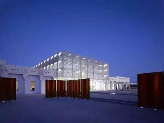 阿拉伯现代美术馆