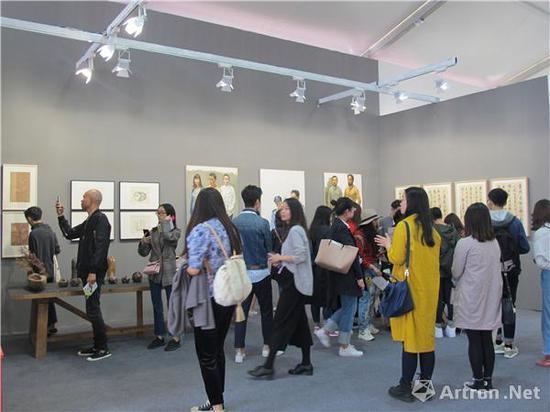首届ArtChengdu国际当代艺术博览会终于露出真容