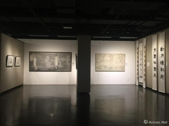 2018天津美院优秀毕业作品展现场