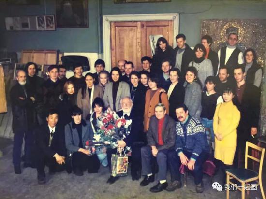 纪念梅利尼科夫A.A.先生诞辰100周年成功举办