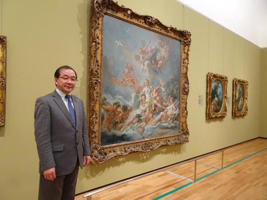 日本为何拥有这些西方艺术
