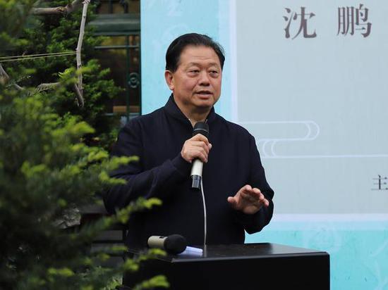 华民慈善基金会理事长 卢德之先生致辞