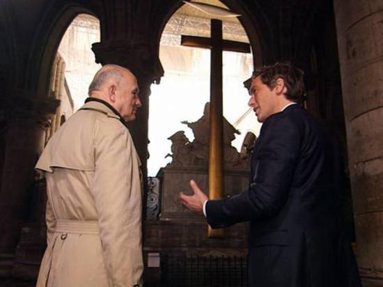 """""""只要有意志,就一定有办法。""""乔治林说。"""