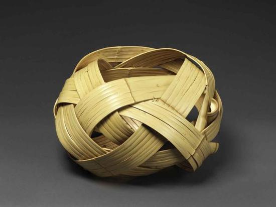 纽约大都会藏日本竹工艺品