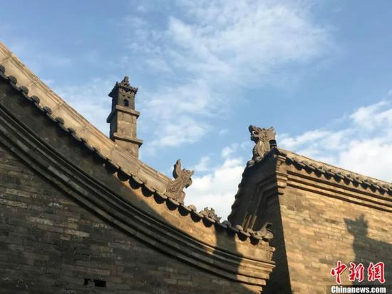 山西古代建筑为何如此美——清徐砖雕