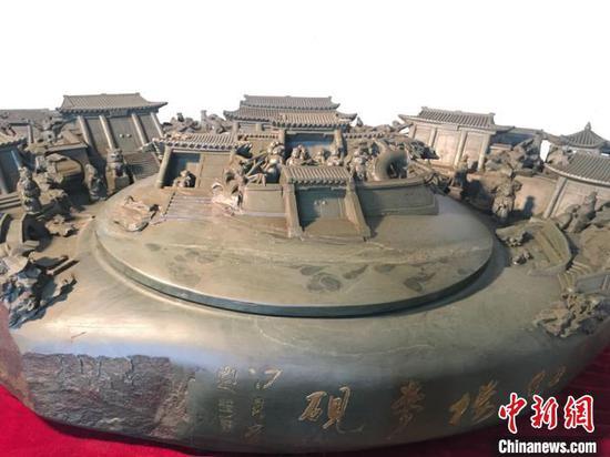 走进极品石,探访中国洮砚之乡