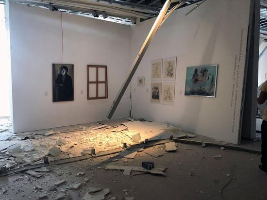 贝鲁特爆炸中文化遗产需急救