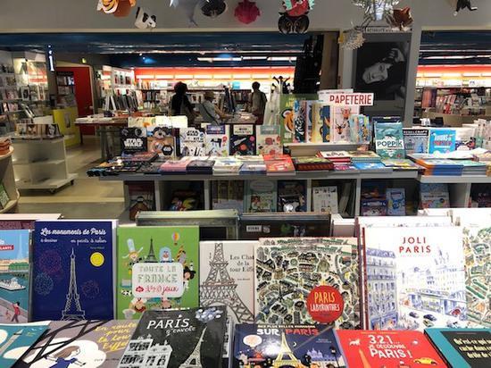 蓬皮杜艺术中心艺术品商店书籍