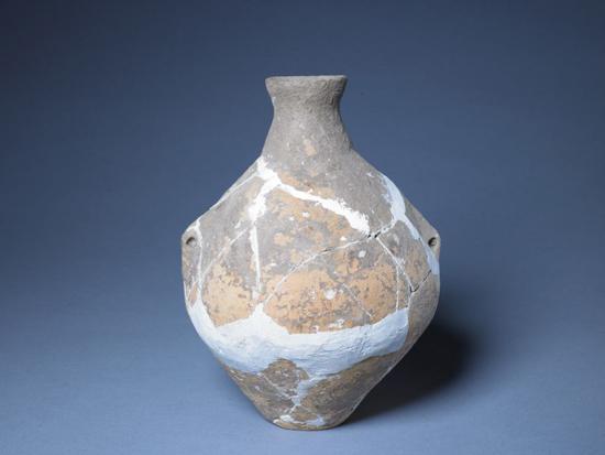 新石器时代陶瓷故宫亮相 年代约为公元前5600年