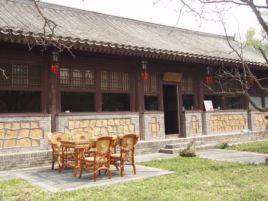 北京西郊的曹雪芹故居