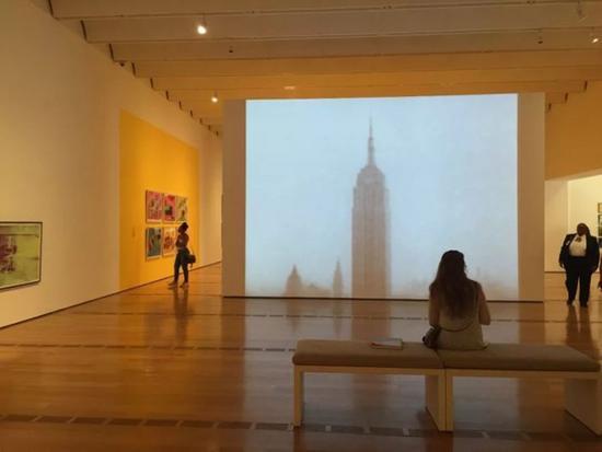 High美术馆,Andy Warhol展览