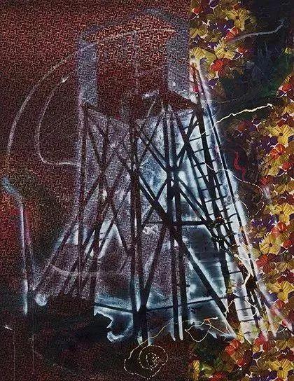西格玛尔・波尔克《Watchtower》