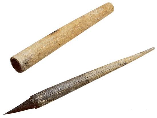 王羲之用过什么样的笔墨纸砚
