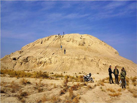 世界考古界看到了中国学者的身影