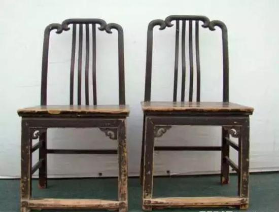 笔梗椅 图片来源于雅昌论坛
