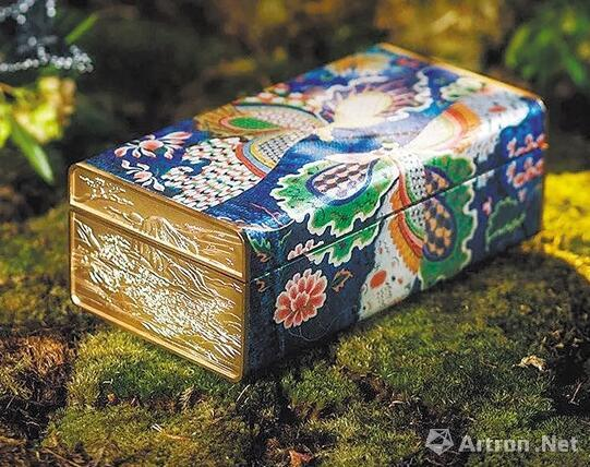 故宫锦盒月饼