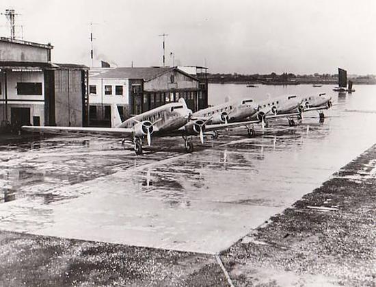 曾经的龙华机场