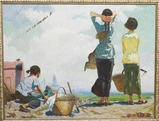 图片来源/中国美术馆官网截图