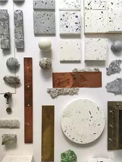 将收集来的塑料重制成各种部件