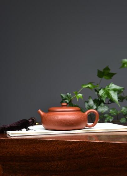 范利英紫砂壺--梵蓮