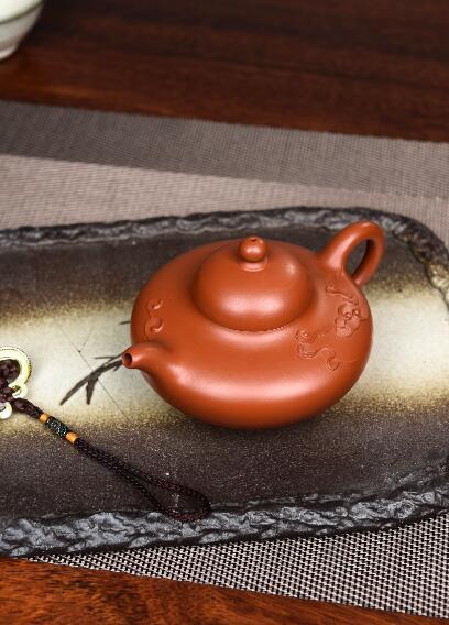 范利英紫砂壶--华颖