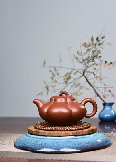 范利英紫砂壺--上合梅
