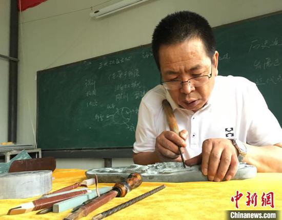 探訪中國洮硯之鄉:極品石溫潤滑膩如嬰兒肌膚