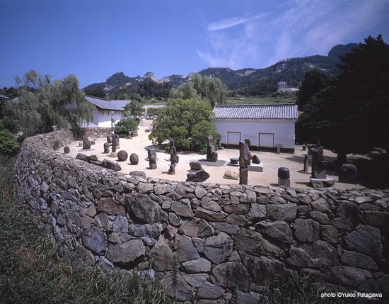 野口勇庭园美术馆