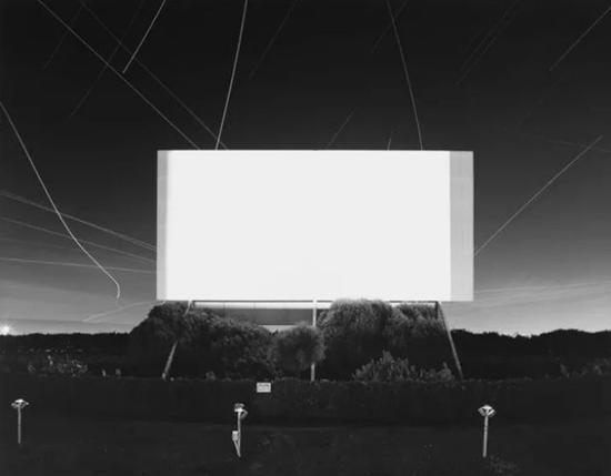杉本博司,Union City, Drive-In, 1993