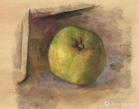 ▲巴布罗·毕加索《苹果》
