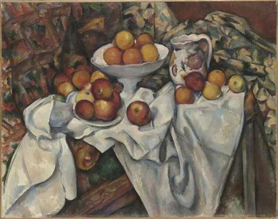 《苹果和橘子》(Pommes et oranges)