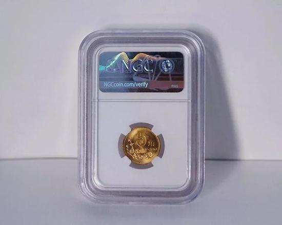 老三花NGC评级币市场参考价: