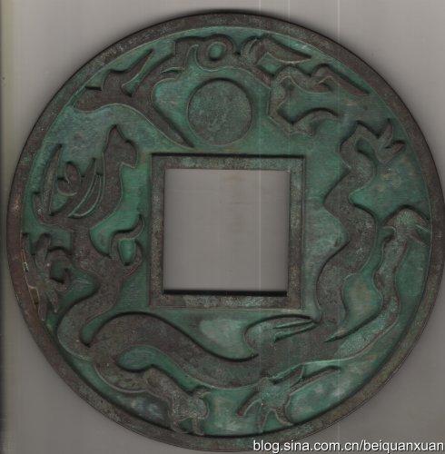 补图1大元国宝大型银雕母(195,9.1,55;1400克)