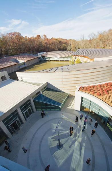 水晶桥博物馆