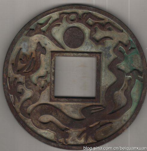 补图2大元国宝中型银雕母(146,8.9,41.5;740克)