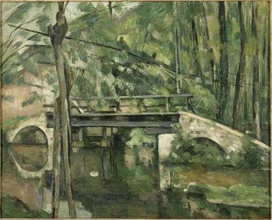 《曼西桥》(Pont de Maincy)