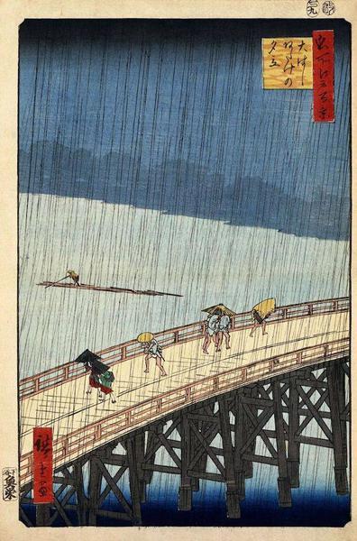 藏在画里的日本元素