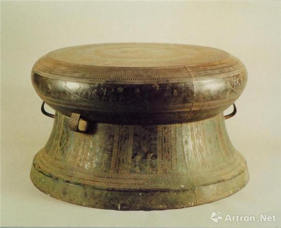 广南铜鼓 (云南省博物馆藏)