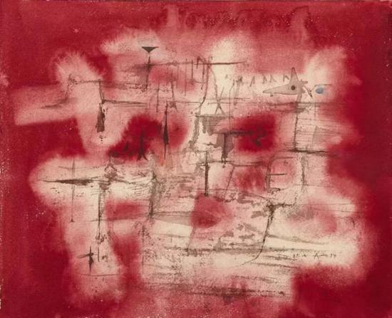 《红色风景》 1954 年
