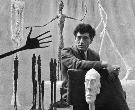寻找贾科梅蒂那些遗失的雕塑