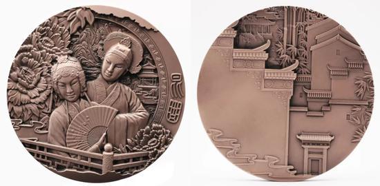 昆曲纪念章:老祖宗的文化与艺术智慧
