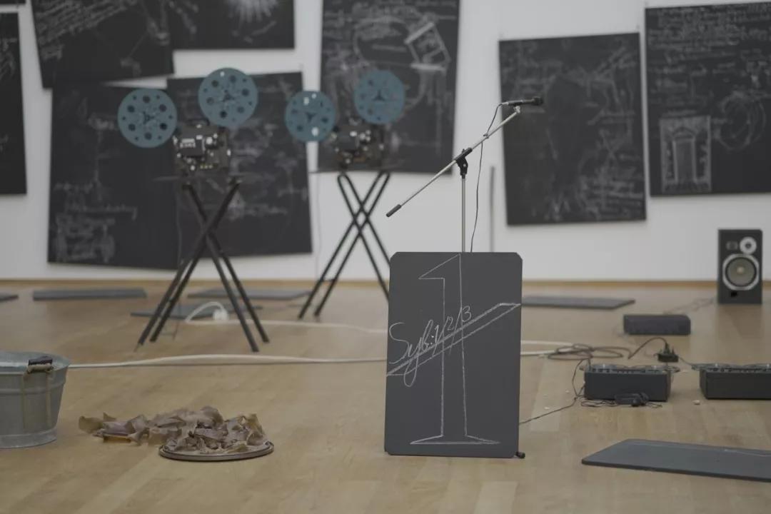 柏林当代艺术博物馆展现现场 2019 摄影/郭鹏
